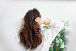 髪の毛 女性