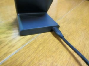Anker PowerWave 10 Stand(改善版) USBケーブル