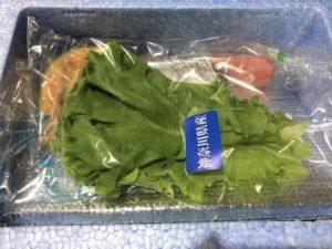 ヨシケイの冷蔵野菜