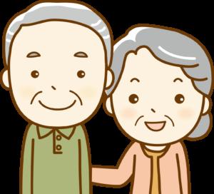 ヨシケイの宅配お弁当に満足する高齢者