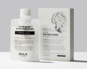 バルクオム(BULK HOMME)洗顔料 ツイッターの口コミ