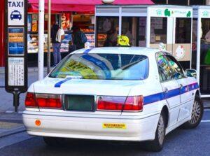 タクシー配車アプリ「GO」は簡単で便利