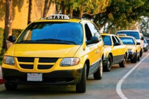 各タクシーアプリ「東京」での対応エリア