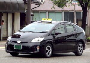 各タクシーアプリ「名古屋」での提携タクシー会社